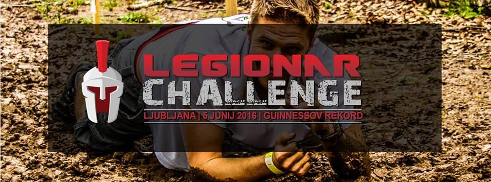 Legionar Challenge Ljubljana 2016