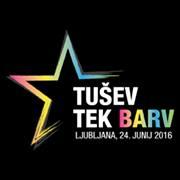 TUŠEV TEK BARV 2016
