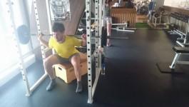 Tadej Jurman, osebni trener FZS in prehranski svetovalec222