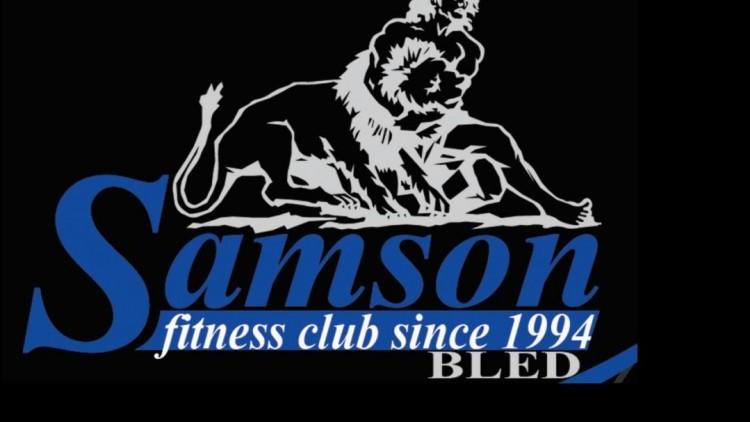 Samson fitnes Bled